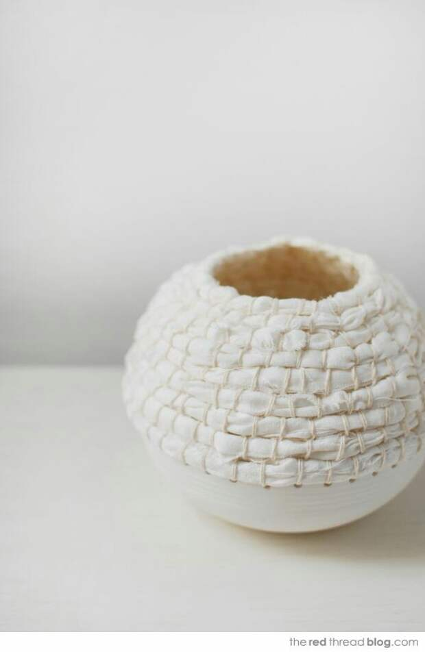 Надвязанная керамика подборка