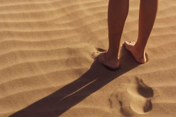 Самомассаж для красоты женских ног