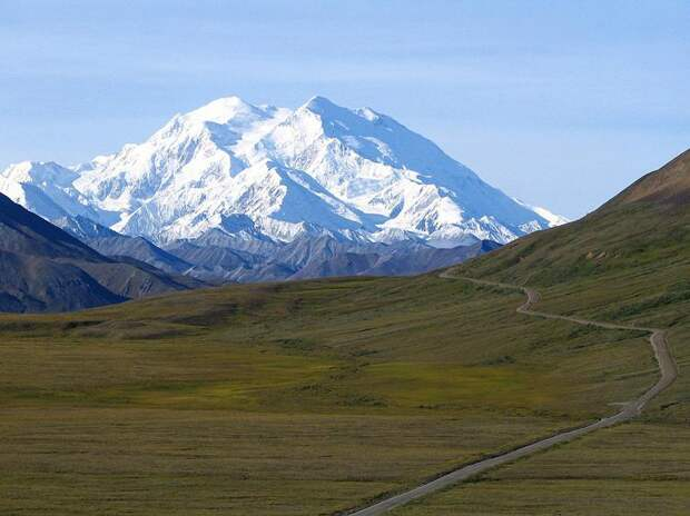 красота аляски