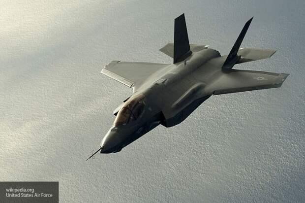 США вновь опозорились: у F-35 обнаружили проблемы, которые на руку ЗРК С-400 «Триумф»