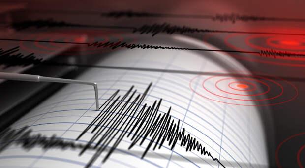 В Красноярском крае произошло землетрясение магнитудой 3,5