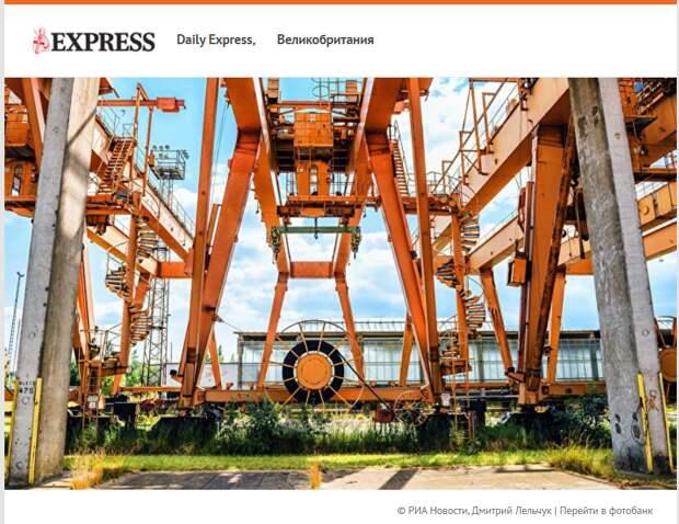 Комментарии британцев: следующей зимой ЕС будет во власти Путина (Daily Express)