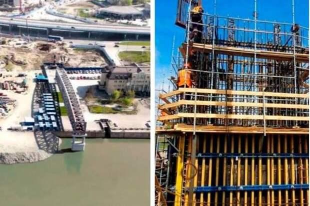 В Новосибирские начали строить подземный тоннель для четвертого моста