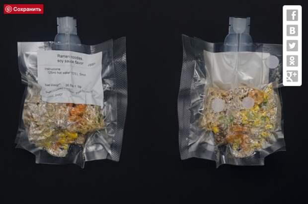 Что едят космонавты из разных стран мира (7 фото)