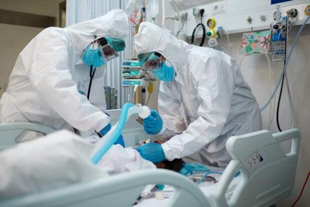 ВИндии зафиксирован рекордный прирост больных COVID-19— 412тыс. человек засутки