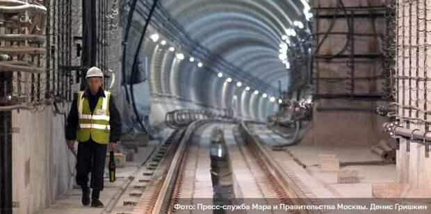 Собянин: Новый транспортный каркас будет сформирован в Москве через два года Фото: Д. Гришкин mos.ru