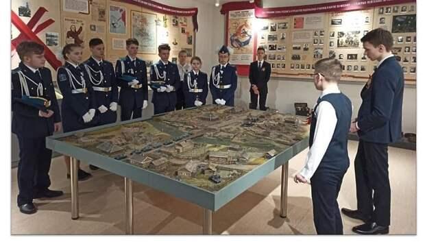 Три работы из Подольска отправили на областной этап конкурса «Мой музей»