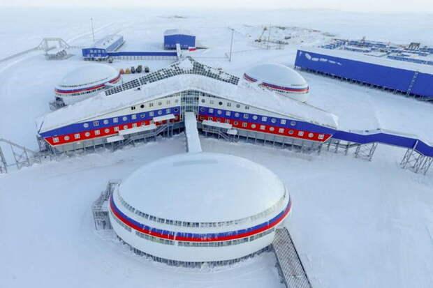 Американский телеканал: «Россия закрепляется в Арктике»