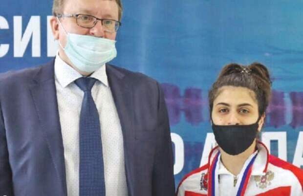 Симферопольская спортсменка победила на международном чемпионате