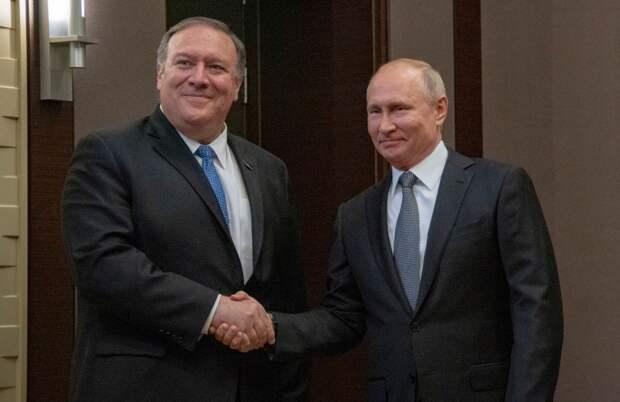Путин снова объегорил всех
