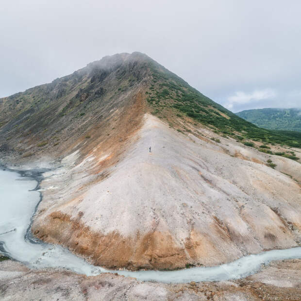 Красота острова Кунашир