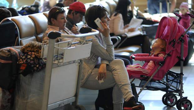 Более 20 рейсов отменили и задержали в аэропортах Московского региона