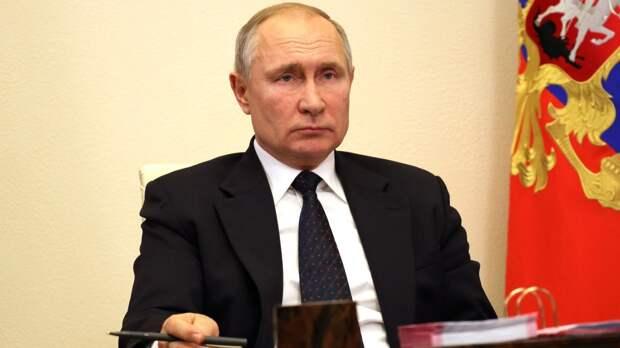Путин: информация о передаче спутниковых технологий Ирану является вбросом