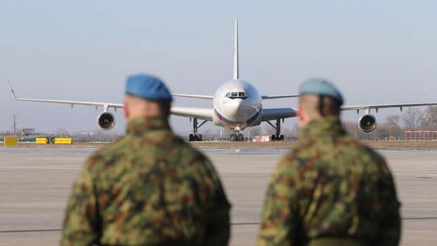 Колумбия подняла авиацию на перехват российского Ил-96