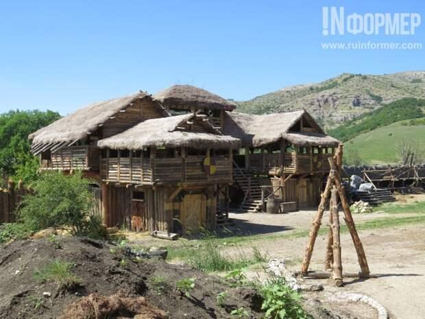 В Крыму обнаружена аутентичная деревня викингов (фото)