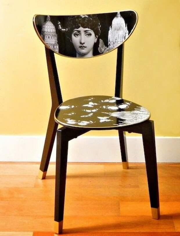 переделка и ремонт стульев