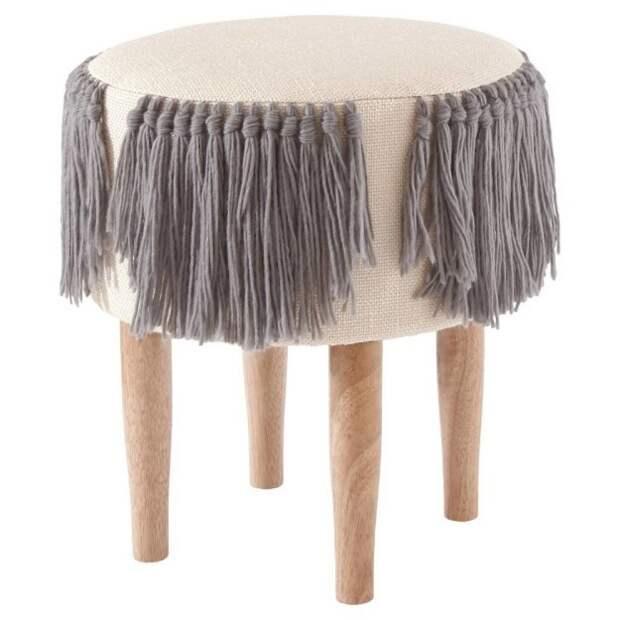 Волосатый стул