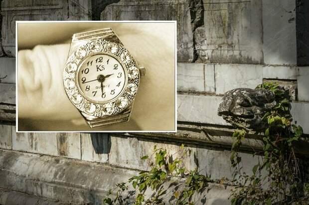 Как швейцарские часы оказались внутри древней китайской гробницы?