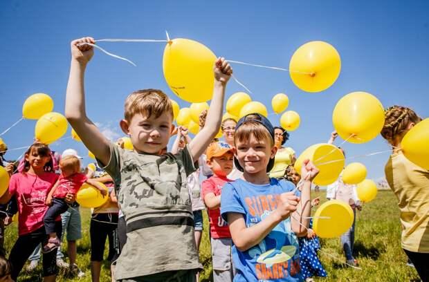 Интерактивная программа в День защиты детей пройдет на Митинской