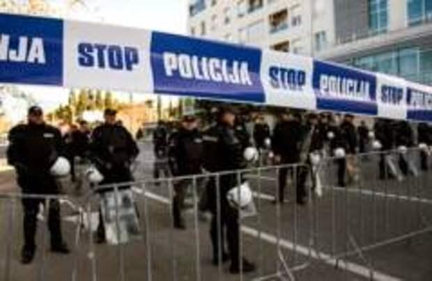 Полиция Черногории отказалась охранять шествия верующих
