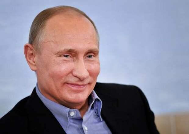 """Трамп признался в """"химии"""" к Путину"""