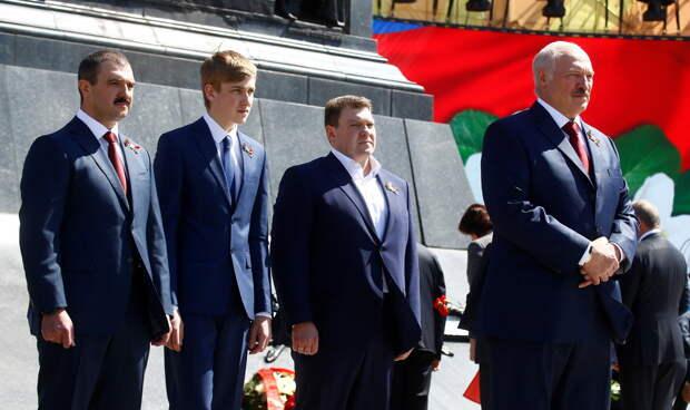 РИА Новости: в Москве задержали группу, готовившую покушение на жизнь Лукашенко