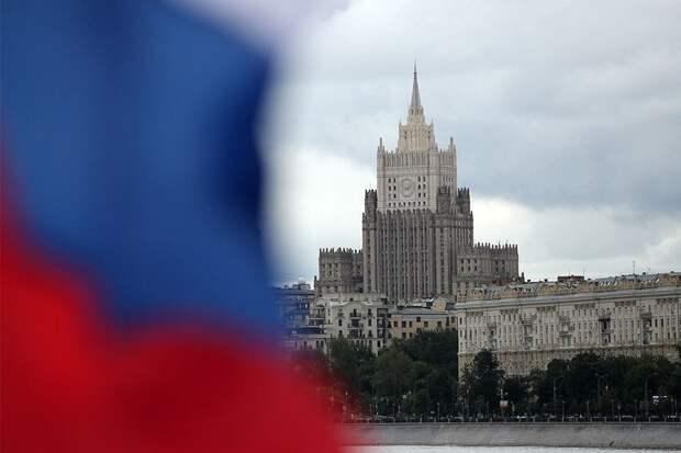 В России напомнили Чехии о ее недвижимости в Москве