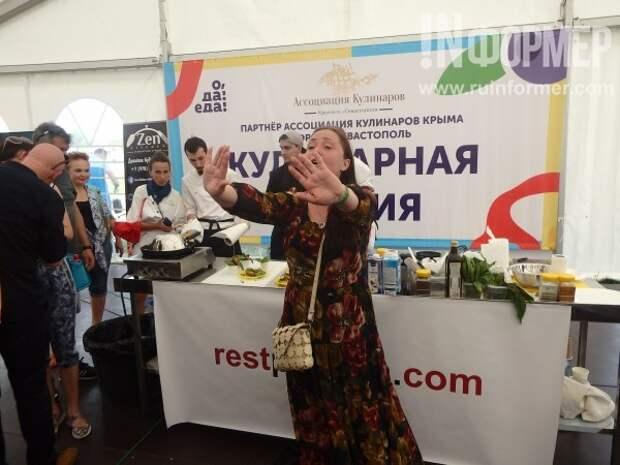 Гастрономический фестиваль «О, да! Еда!» глазами «ИНФОРМЕРа» (ФОТОРЕПОРТАЖ)