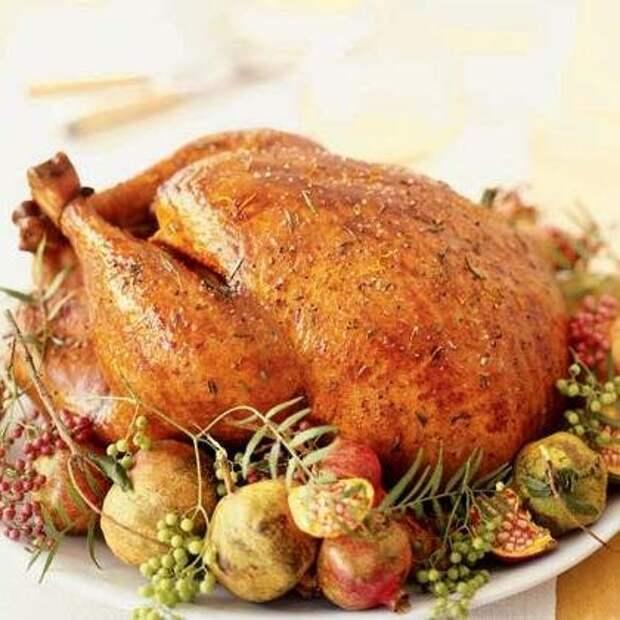 Как вкусно запечь индейку в духовке?