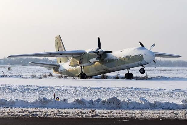 В Сети заявили, что российский Ан-26 подрезал американский ледокол Polar Star