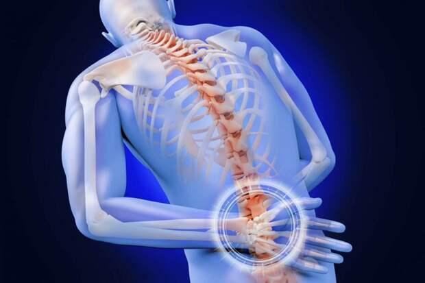 Причины боли в спине ночью