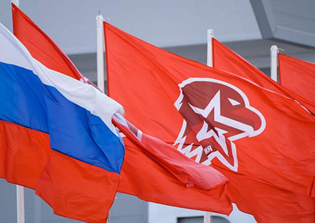 В Москве появился юнармейский отряд имени генерал-майора Евтушенко