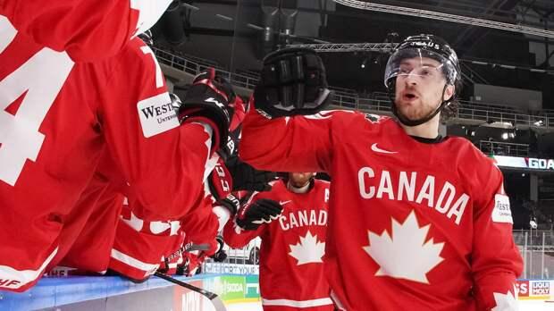 Канадец с итальянскими корнями — неожиданный герой ЧМ. Манджипан никогда не играл за сборную, а теперь выбил Россию