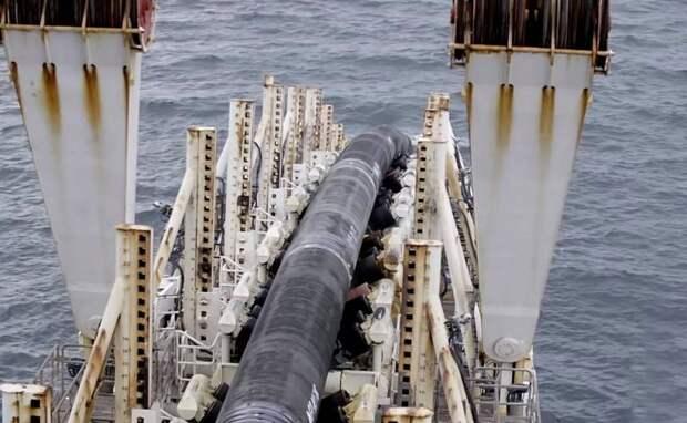 «Роснефть» сможет забрать себе 50% мощностей «Северного потока-2»