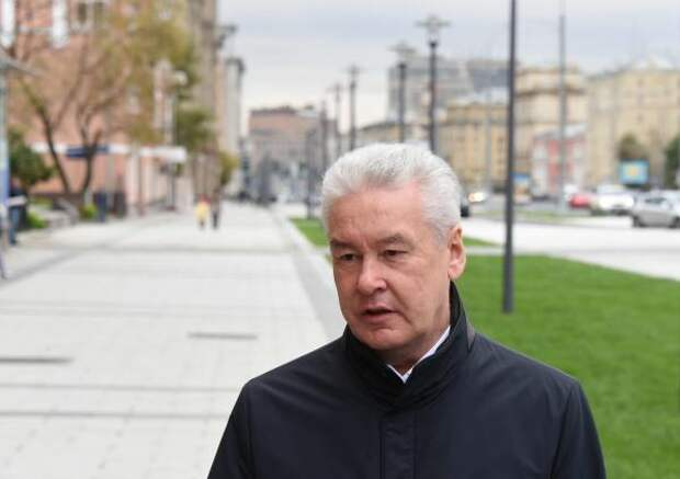 Собянин заявил об отмене режима ограничений