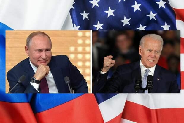 Байден и Путин отказались от совместной пресс-конференции