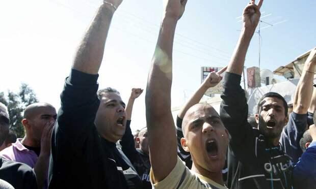 Гневаться изволят: израильские арабы сегодня проводят всеобщую забастовку