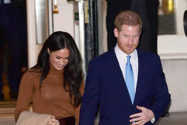 Принцу Гарри предрекли скорый развод с Меган Маркл