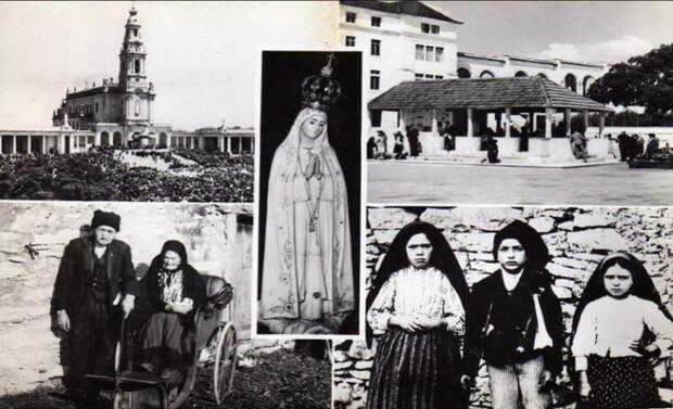 Фатимские явления Девы Марии