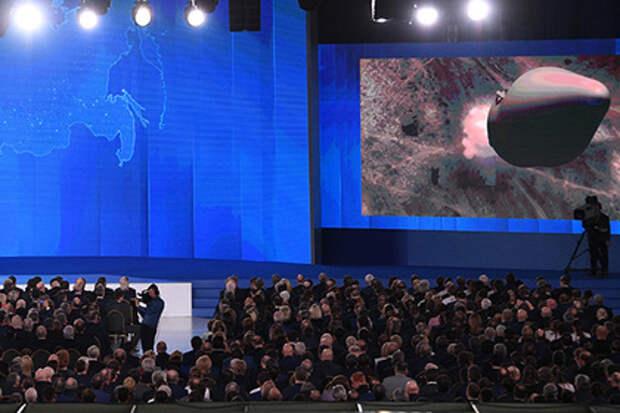 Американский генерал призвал поверить в ракеты Путина