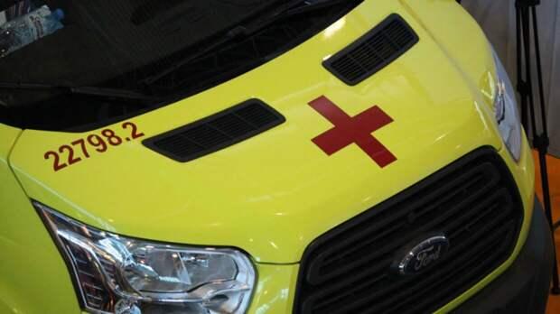 Пять человек были госпитализированы из-за опрокидывания автомобиля на Алтае