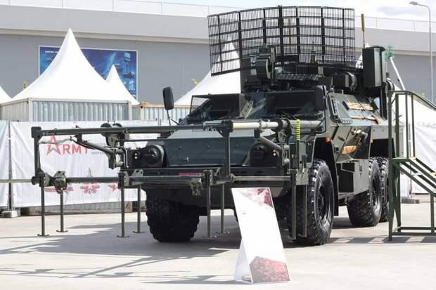 Развитие отечественных вооружений на новых физических принципах