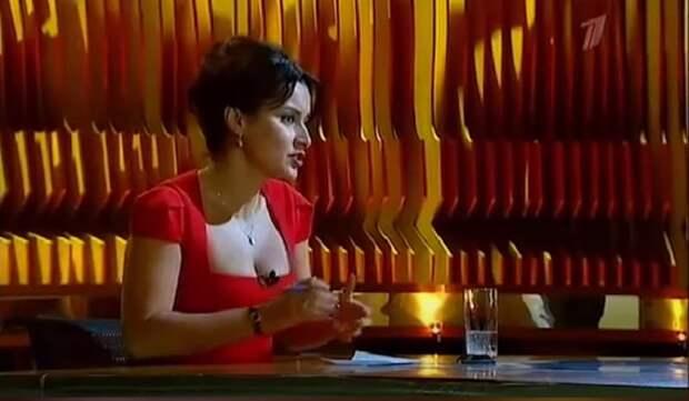 Канделаки рассказала о «пощечине» Познера и конфликте с Собчак