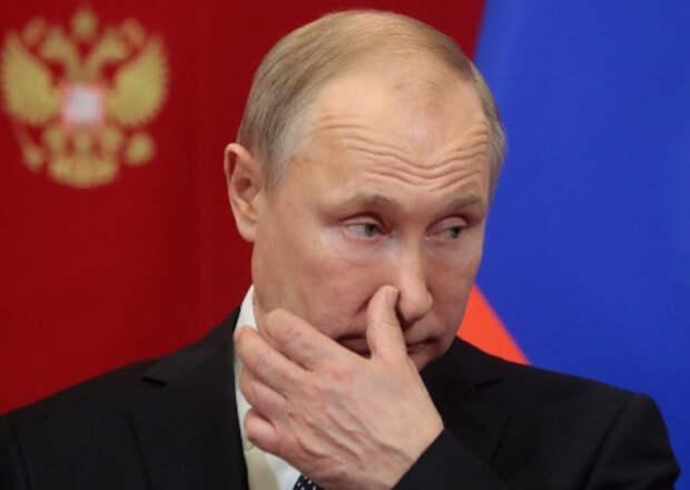 Time не включил Путина в рейтинг самых влиятельных людей мира