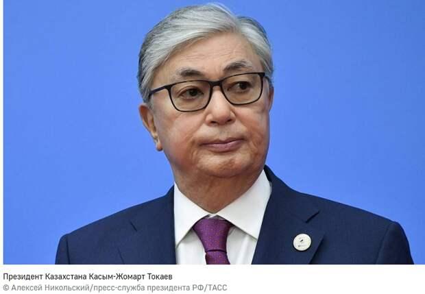 По предварительным итогам президентом Казахстана избран Касым-Жомарт Токаев