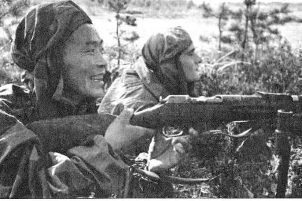 «Таежный шаман»: какого советского снайпера так прозвали немцы