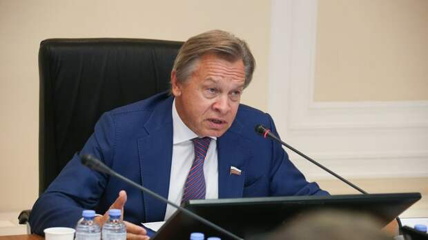 Пушков объяснил обвинения в адрес Медведчука на Украине