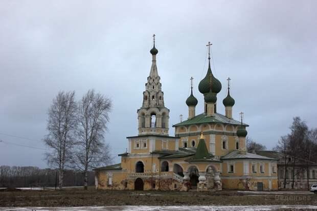 Путешествие по Ярославской области: разгадать тайны истории и получить удовольствие от дня сегодняшнего