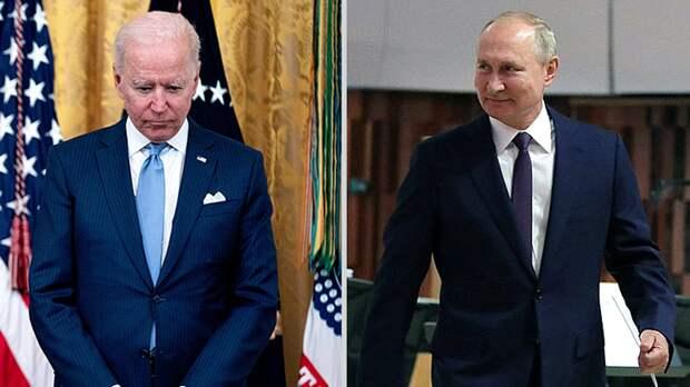 Хитрость Путина и страх Байдена. Как СМИ Запада оценивают грядущую встречу в Женеве?