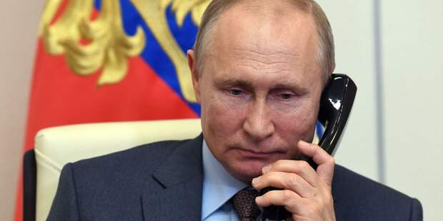 В Кремле рассказали о разговоре Путина и президента Боливии